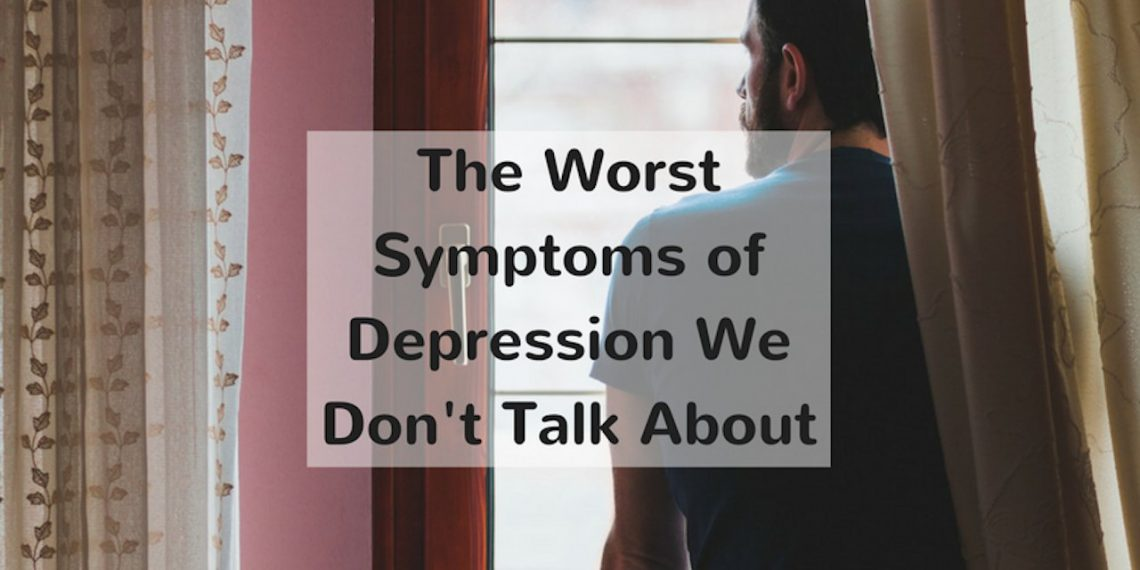At Times, Depression refers to feeling nothing at all
