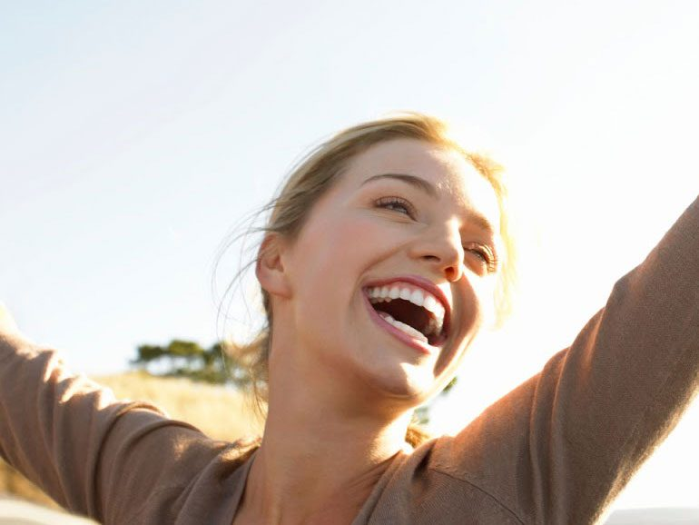 Ten Tips for Making Yourself Happier